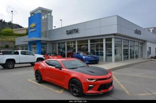 New 2018 Chevrolet Camaro 1SS for sale in Kamloops, BC