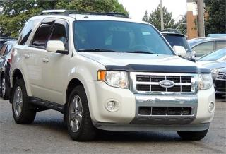 Used 2009 Ford Escape Limited for sale in Etobicoke, ON