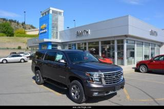 New 2018 Chevrolet Suburban LT for sale in Kamloops, BC