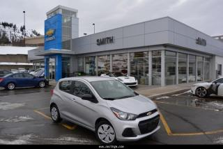 New 2018 Chevrolet Spark LS for sale in Kamloops, BC