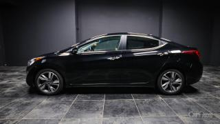 Used 2015 Hyundai Elantra GLS PUSH TO START! LEATHER! NAV! HEATED SEATS! for sale in Kingston, ON