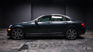 Used 2014 Mercedes-Benz C-Class NAV | LEATHER | HEATED SEATS | PUSH BUTTON START for sale in Kingston, ON