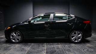 Used 2017 Hyundai Elantra GLS PUSH TO START! ANDROID AUTO & APPLE CAR PLAY! BACK UP CAM! HEATED SEATS & WHEEL! for sale in Kingston, ON