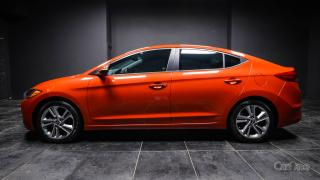 Used 2017 Hyundai Elantra GLS DUAL CLIMATE | PUSH TO START | ANDROID AUTO & APPLE CAR PLAY for sale in Kingston, ON