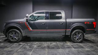 Used 2018 Ford F-150 Lariat MOON ROOF | TWO TONED LEATHER | NAV | TRAILER BACK UP | HEATED& COOLED SEATS | PUSH TO START for sale in Kingston, ON