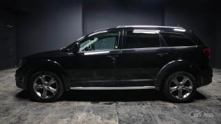 Used 2015 Dodge Journey Crossroad PUSH TO START! LEATHER! SUNROOF! POWER EVERYTHING! for sale in Kingston, ON