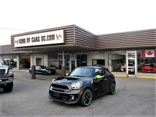 Used 2014 MINI Cooper S PACEMAN ALL4 for sale in Langley, BC