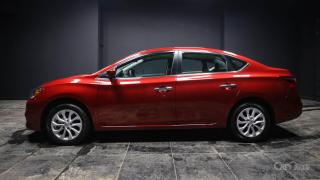 Used 2017 Nissan Sentra 1.8 SV PUSH TO START! SUNROOF! HEATED SEATS! BACK UP CAM! for sale in Kingston, ON