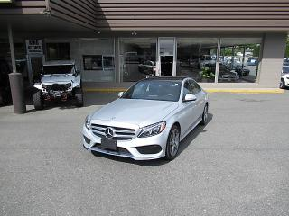 Used 2015 Mercedes-Benz C-Class C300 4MATIC WITH COLLISION PREVENTION for sale in Langley, BC