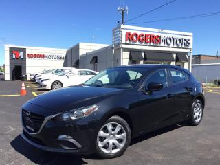 Used 2014 Mazda MAZDA3 - HATCH - 6SPD - BLUETOOTH for sale in Oakville, ON
