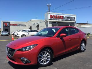 Used 2015 Mazda MAZDA3 - SUNROOF - REVERSE CAM - BLUETOOTH for sale in Oakville, ON