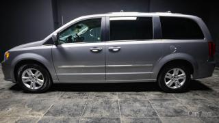 Used 2016 Dodge Grand Caravan Crew LEATHER! DUAL CLIMATE ZONE! KEYLESS ENTRY! for sale in Kingston, ON