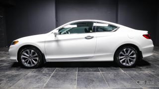 Used 2015 Honda Accord EX-L-NAVI V6 SUNROOF! BACK UP CAM! NAV! BLIND SPOT CAM! HEATED SEATS! PUSH TO START! for sale in Kingston, ON