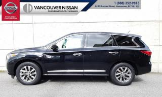 Used 2013 Infiniti JX35 CVT Super Low Km, Fully Loaded, No Accident local, Free Car-proof. for sale in Vancouver, BC