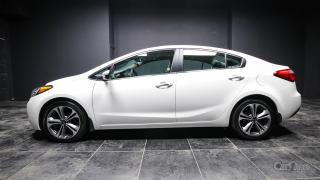 Used 2015 Kia Forte EX HANDS FREE! KEYLESS ENTRY! HEATED SEATS! AUX/USB READY! BACK UP CAM! for sale in Kingston, ON