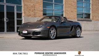 Used 2015 Porsche Boxster S PDK for sale in Vancouver, BC