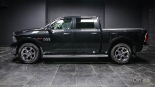 Used 2016 RAM 1500 Laramie LEATHER! NAV! PUSH TO START! KEYLESS ENTRY! RIDE HEIGHT CONTROL! for sale in Kingston, ON