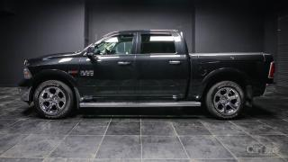 Used 2016 RAM 1500 Laramie LEATHER | NAV | PUSH TO START | KEYLESS ENTRY! | RIDE HEIGHT CONTROL for sale in Kingston, ON