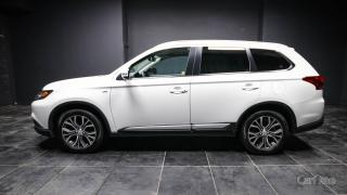 Used 2017 Mitsubishi Outlander GT THIRD ROW! | LEATHER | HEATED SEATS | DUAL CLIMATE | 360 BACK UP CAM for sale in Kingston, ON