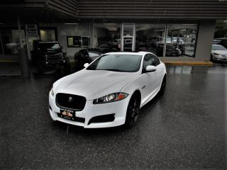 Used 2015 Jaguar XF SPORT 3.0L SUPERCHARGED - AWD for sale in Langley, BC