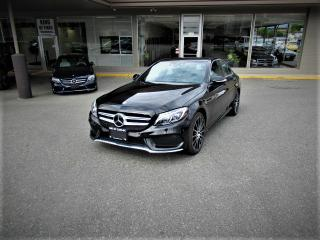 Used 2015 Mercedes-Benz C-Class C400 4MATIC WITH COLLISION PREVENTION for sale in Langley, BC