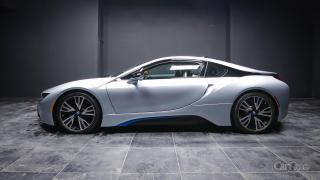 Used 2016 BMW i8 NAV | BACK UP CAM | PARKING SENSORS | PUSH TO START | HYBRID SUPERCAR for sale in Kingston, ON