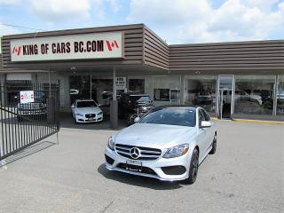 Used 2015 Mercedes-Benz C-Class C300 4MATIC for sale in Langley, BC