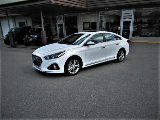 Used 2018 Hyundai Sonata SPORT for sale in Langley, BC