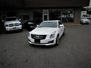 Used 2018 Cadillac ATS AWD - 2.0T LUXURY for sale in Langley, BC