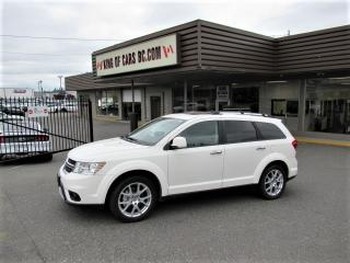 Used 2017 Dodge Journey GT - 7 PASSENGER - AWD for sale in Langley, BC