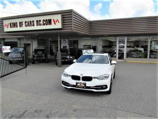 Used 2018 BMW 3 Series 330 XDRIVE - SPORT for sale in Langley, BC