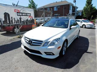 Used 2010 Mercedes-Benz E350 E-Class Bluetooth for sale in Longueuil, QC