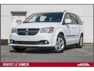 Used 2017 Dodge Grand Caravan CREW STOW&GO GR for sale in Saint-leonard, QC