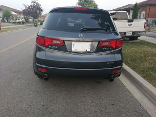 Used 2007 Acura RDX Leather interior for sale in North York, ON