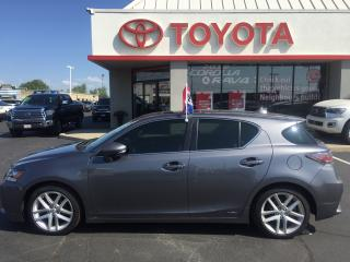 Used 2015 Lexus CT 200h Hybrid for sale in Cambridge, ON