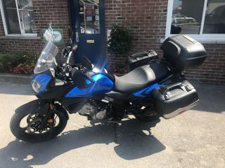 Used 2015 Suzuki DL650 V-STROM IMMACULATE for sale in Kingston, ON