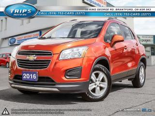 Used 2016 Chevrolet Trax LT for sale in Brantford, ON