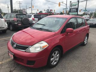 Used 2010 Nissan Versa 1.8 S l Alloy Rims l AC for sale in Waterloo, ON