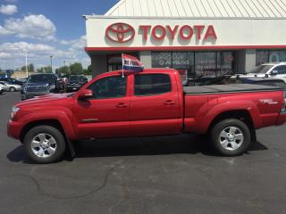 Used 2012 Toyota Tacoma TRO Sport for sale in Cambridge, ON