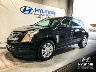 Used 2014 Cadillac SRX GARANTIE + CUIR + MAGS + JAMAIS ACCIDENT for sale in Drummondville, QC