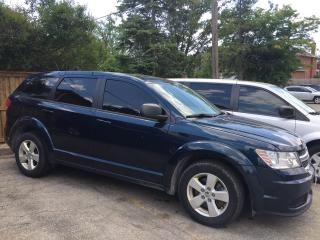 Used 2014 Dodge Journey Canada Value Pkg for sale in Mississauga, ON