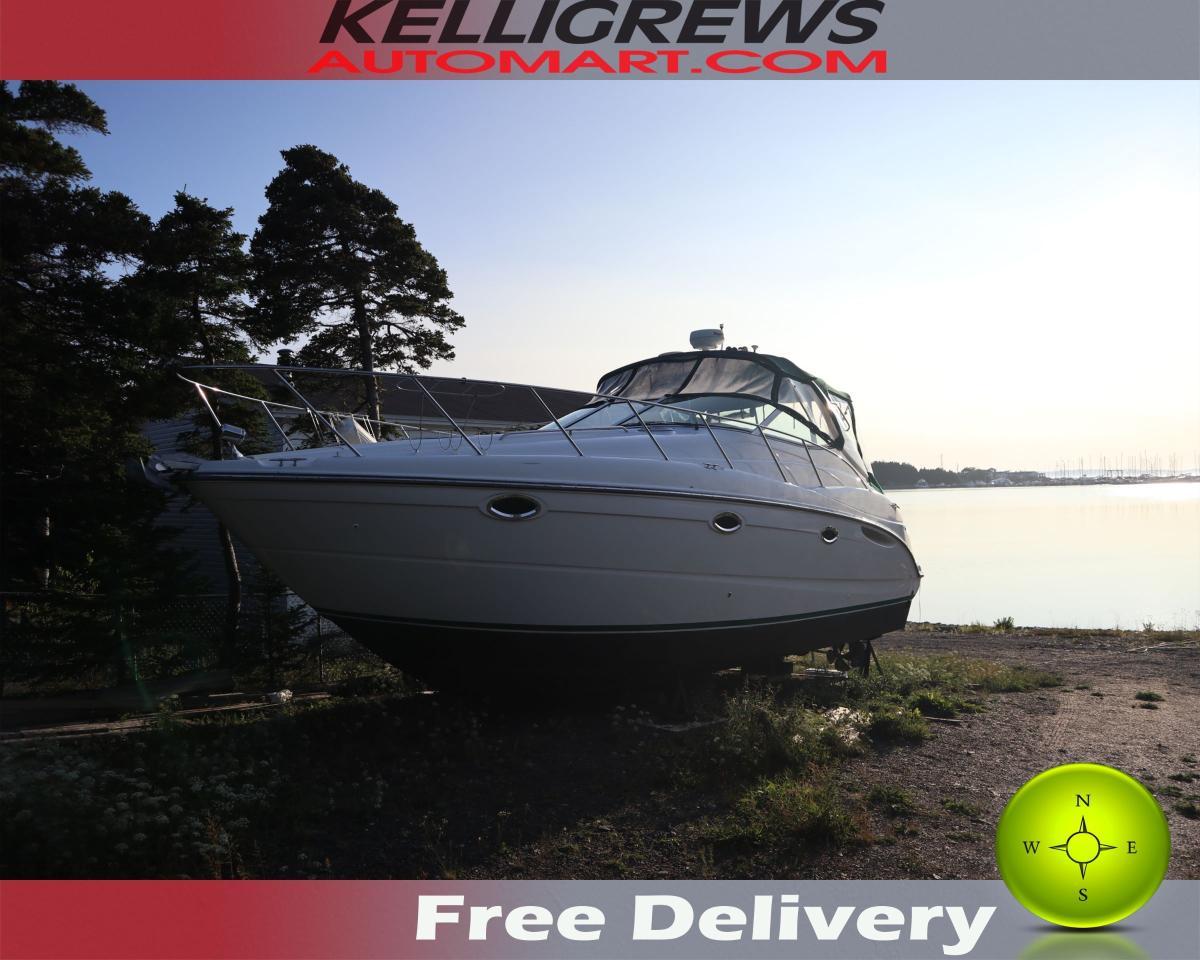 2003 MAXUM 3500 Boat