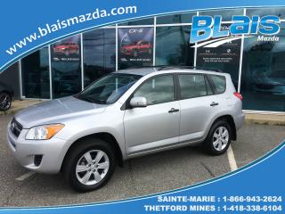 Used 2011 Toyota RAV4 BASE AWD for sale in Sainte-marie, QC