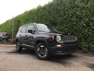 Used 2018 Jeep Renegade Sport for sale in Surrey, BC