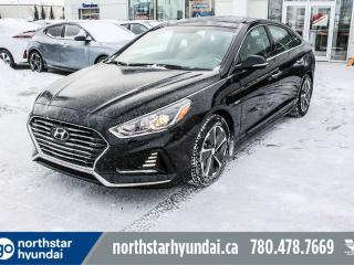 New 2018 Hyundai Sonata Hybrid GLS- BACKUP CAM/LEATHER/BLIND SPOT/TOUCHSCREEN/ANDROID AUTO for sale in Edmonton, AB