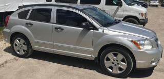 Used 2008 Dodge Caliber SXT for sale in Barrie, ON