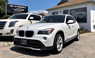 Used 2012 BMW X1 28i SPORT PKG AWD NAVI PANO ROOF NO ACCIDENT for sale in Mississauga, ON