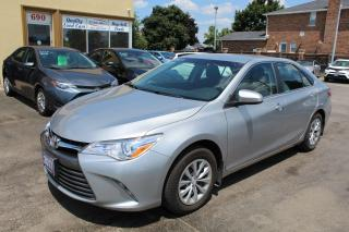 Used 2017 Toyota Camry LE for sale in Brampton, ON