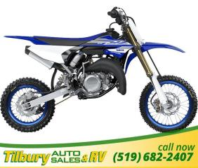 New 2018 Yamaha YZ65 (2 Stroke) JUST CAME IN! for sale in Tilbury, ON