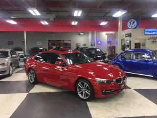 Used 2014 BMW 320i 320I X DRIVE SPORT+ NAVI PKG AUT0 SUNROOF 103K for sale in North York, ON